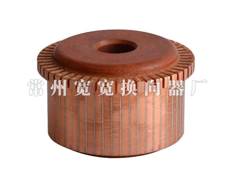 叉车电机换向器的结构原理